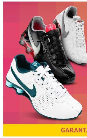 c9e677a8dc Só neste email  Tênis Nike Shox com 150 reais de desconto! Corra é ...