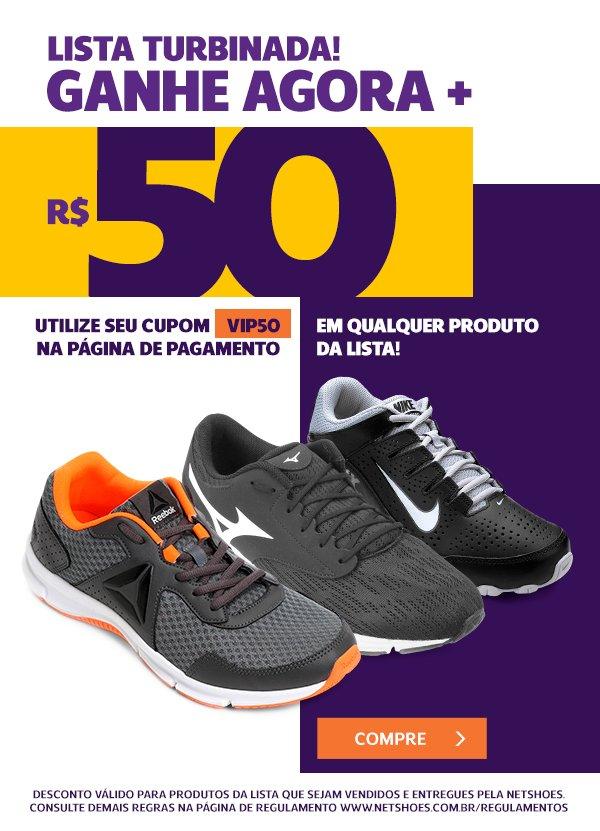 323ebd1180 Promoção Netshoes  Sua sexta pode ser ainda melhor!