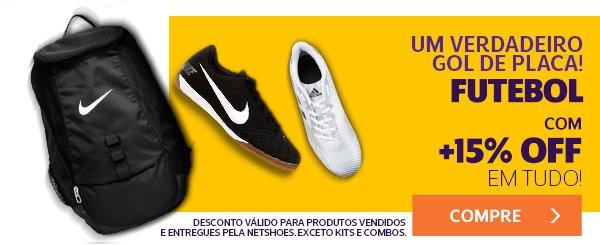 c072ad09c0 Promoção Netshoes  Folia de cupons!