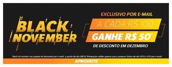 5b79e8683d6 Aquecimento Black Friday  Nike e Camisas de Futebol com até 75% de ...